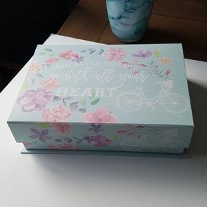 Designed Box Where Ever You Go...